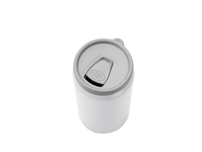 缶型アルミタンブラー 上部
